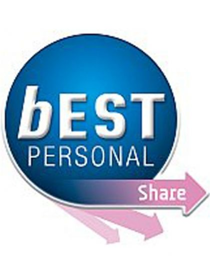 logo personal share